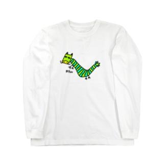 龍G(下手な絵) Long sleeve T-shirts