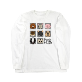 ネズミ年2020(明) Long sleeve T-shirts