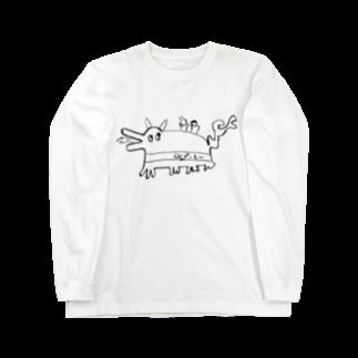 スタジオえどふみ オフィシャルショップの古川未鈴(でんぱ組.inc)作『スフォイクス』(Ver.1.1) Long sleeve T-shirts