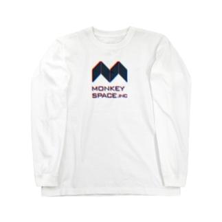 はんずれロゴT Long sleeve T-shirts