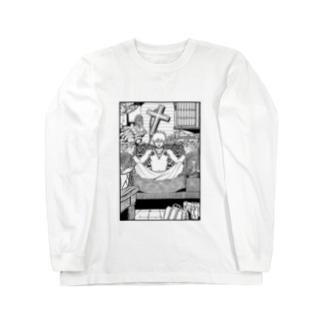 狭部屋A Long sleeve T-shirts