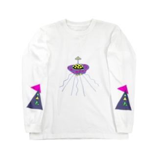 UFO Long sleeve T-shirts