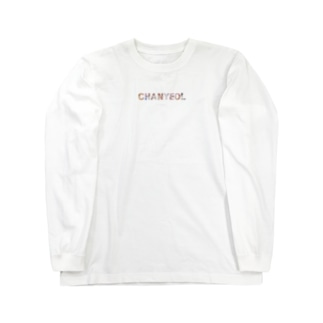 chanyeol Long sleeve T-shirts