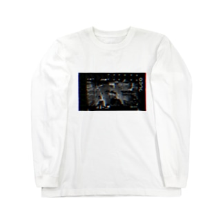 SYMKYO ver.色ズレ Long sleeve T-shirts