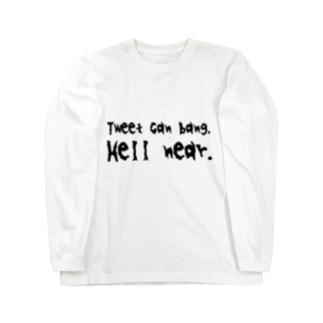 椎間板ヘルニア Long sleeve T-shirts