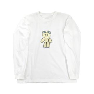 #たおぷりん Long sleeve T-shirts