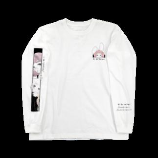 he bi ku chiのnozokimi Long sleeve T-shirts