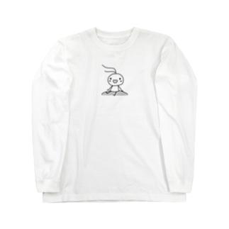 そよそよ。 Long sleeve T-shirts