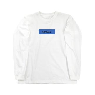 GPA0.7 Long sleeve T-shirts