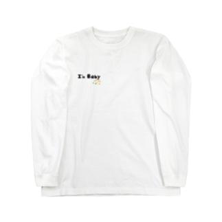I'm Baby Long sleeve T-shirts