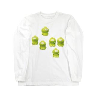 うろうろベビィミトロ Long sleeve T-shirts