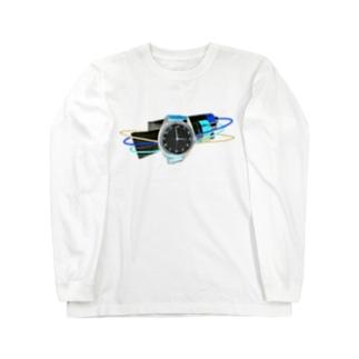 時限爆弾 Long sleeve T-shirts