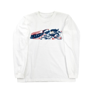 深海魚A Long sleeve T-shirts
