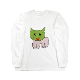 Picture cat Long sleeve T-shirts