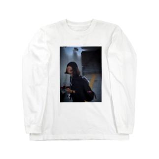 バケモノ Long sleeve T-shirts