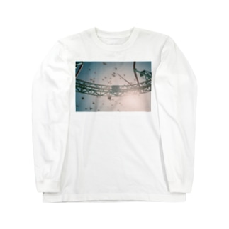 Hearts -  front print - Long sleeve T-shirts