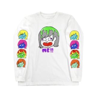 【Tしゃつ】ラリっちゅあぱれる Long sleeve T-shirts