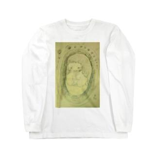 がお Long sleeve T-shirts