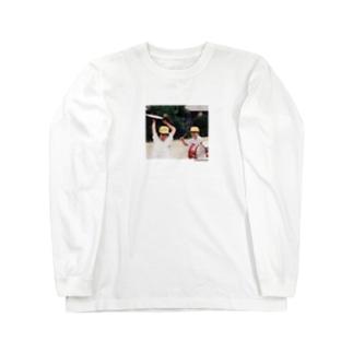 WANPAK LONG TEE Long sleeve T-shirts
