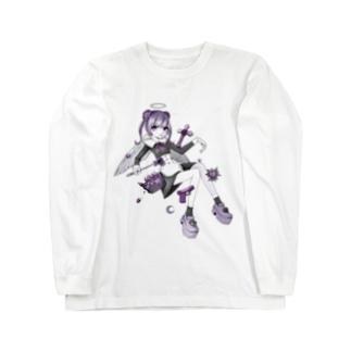 MEAの天使 Long sleeve T-shirts