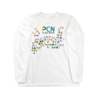 PCN in the World Ver1.2.0 Long sleeve T-shirts