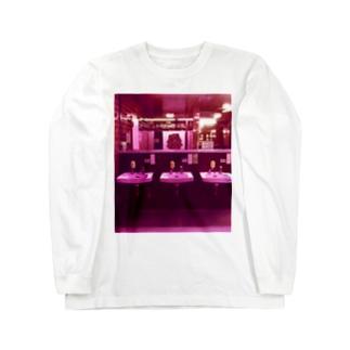 洗面台 Long sleeve T-shirts