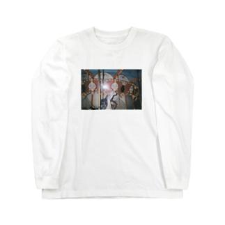 回転木馬 Long sleeve T-shirts
