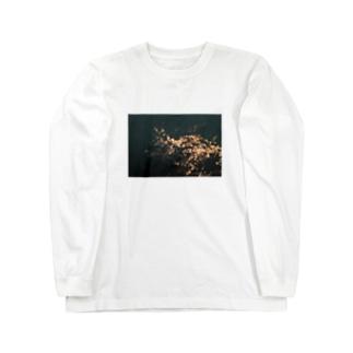 よるのおはな Long sleeve T-shirts
