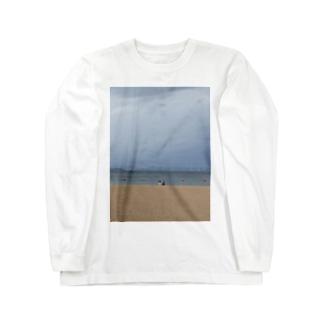 瀬戸の海 Long sleeve T-shirts