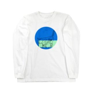 soysiocat Long sleeve T-shirts