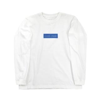 コーラルクリークCORAL creekウェア Long sleeve T-shirts