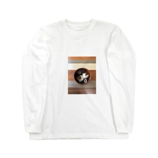 雑煮 Long sleeve T-shirts