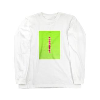 フツカヨイニンゲン Long sleeve T-shirts