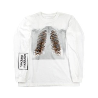 Smoking is addictive Long sleeve T-shirts