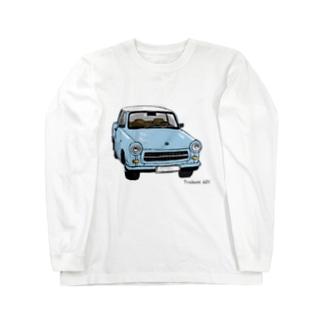 トラバント601  Long sleeve T-shirts