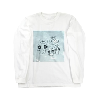 うさぎてんし Long sleeve T-shirts