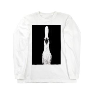 ワナワナ Long sleeve T-shirts