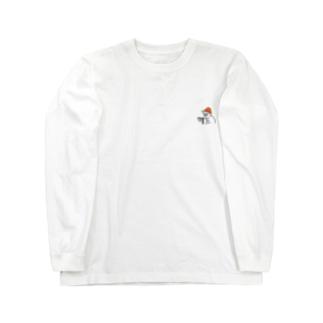 ばりすいとーBOY Long sleeve T-shirts