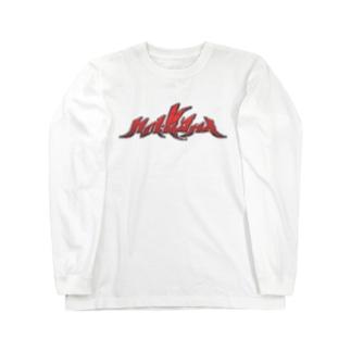 chitsuのnoka Long sleeve T-shirts