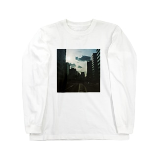 馬喰町 2020.1.17.13:55 Long sleeve T-shirts
