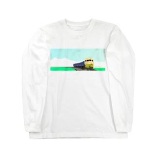 田園を走る Long sleeve T-shirts