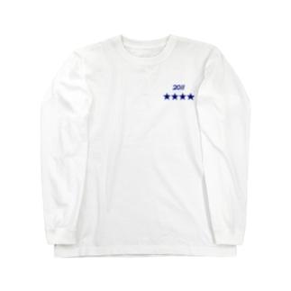 歩く幽霊 Long sleeve T-shirts