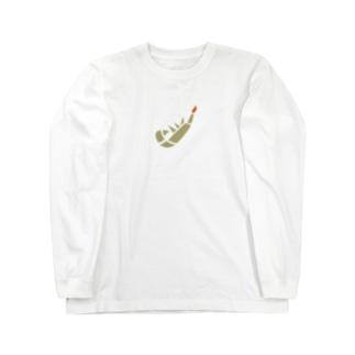 ROGO-Hounen Long sleeve T-shirts