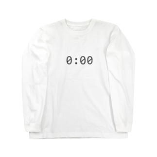 0:00 Long sleeve T-shirts