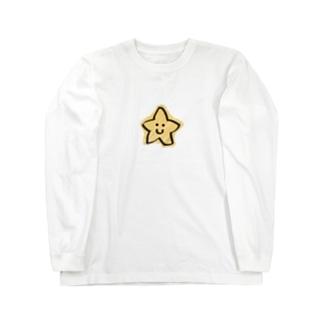 おぽちちゃまくん Long sleeve T-shirts
