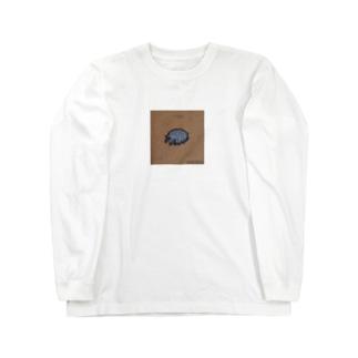 ダイオウグソクムシムシくん Long sleeve T-shirts
