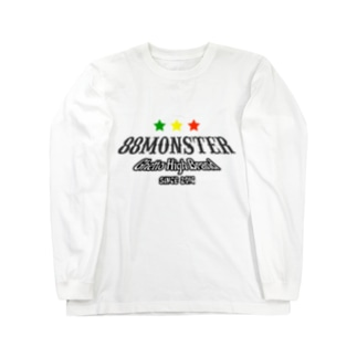 GHETTOロンT Long sleeve T-shirts