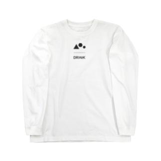 [Staff ver.] 三六九 x DRINK 002B Long sleeve T-shirts