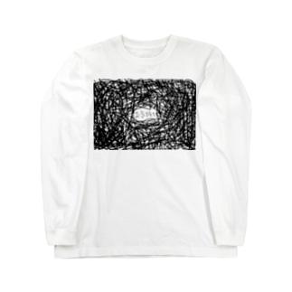 お気持ち Long sleeve T-shirts