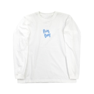 ビッグボーイ! Long sleeve T-shirts